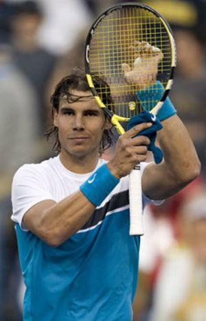 Nadal y Ferrer pasan a la tercera ronda con paso firme