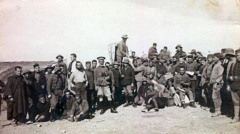 El regimiento Alcántara: 700 hombres honorables camino a la muerte