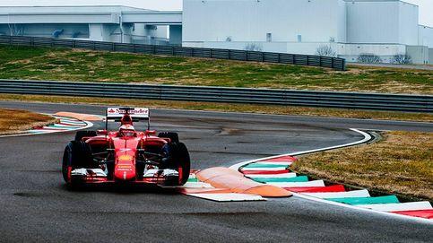 Ferrari en 2017 o cómo  aprender a cerrar la boca para no pillarse los dedos