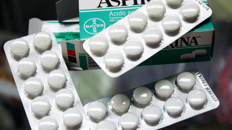 Por qué ya no tomamos aspirinas