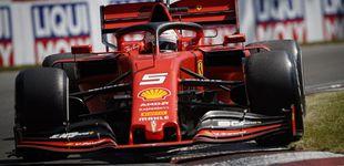 Post de Las pruebas de Ferrari para salvar a Vettel desechadas por los comisarios