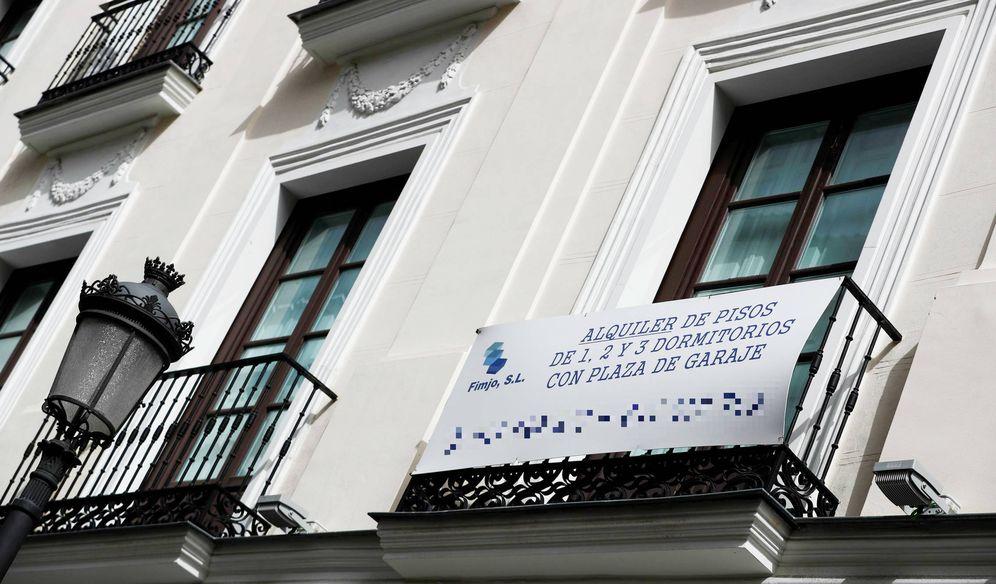 Foto: Complicada situación del alquiler en España por la pandemia del coronavirus. EFE