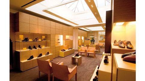 La fábrica de zapatos de John Lobb