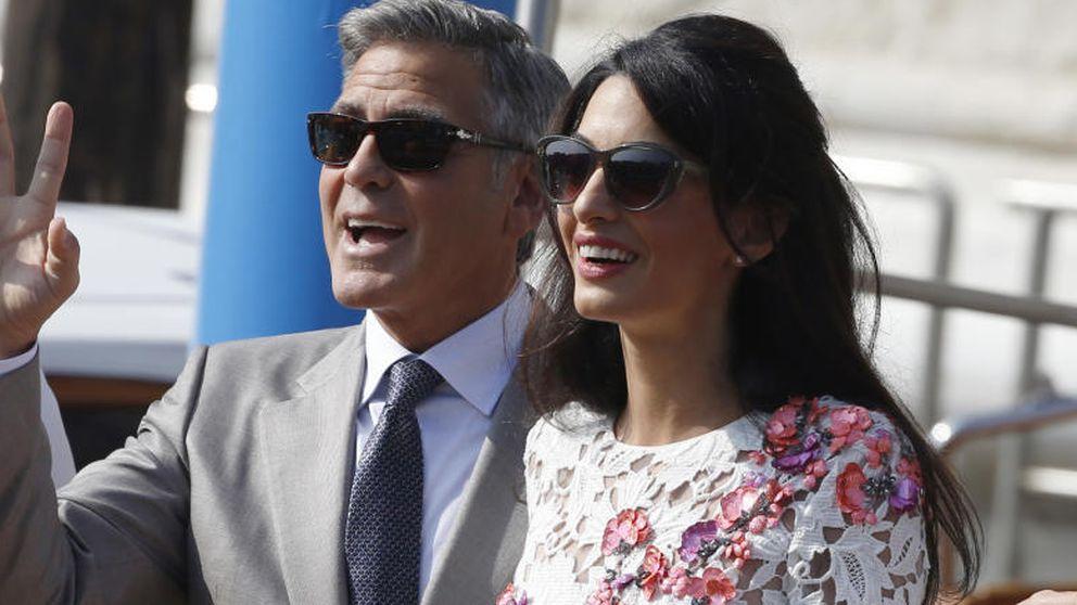 México, el destino navideño de  Clooney y Amal Alamuddin