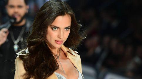 ¿Ha sido Irina Shayk la primera modelo en desfilar embarazada para Victoria's Secret?