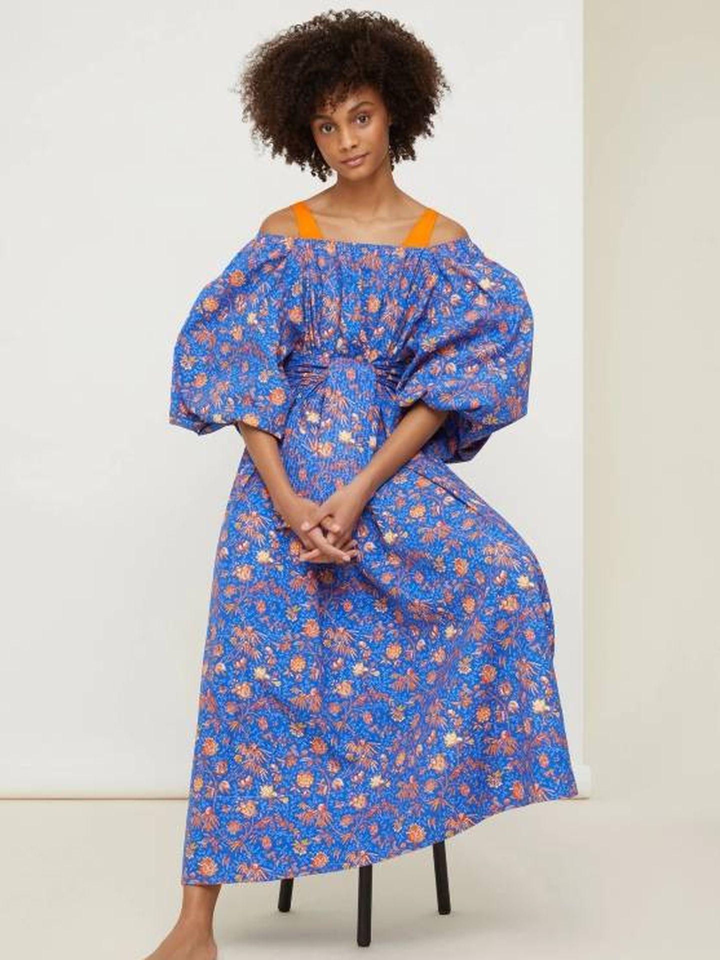 Vestido de Patou. (Cortesía)