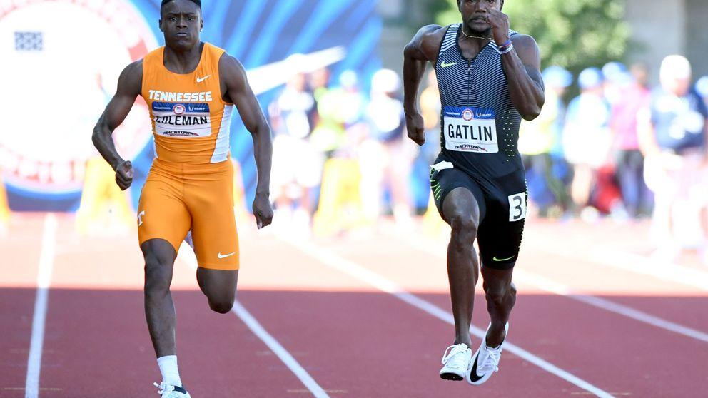 Coleman, el desconocido joven que ya es la novena persona más rápida del mundo