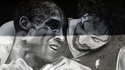 El día que Kobe Bryant 'convirtió' a su amigo Pau Gasol en una leyenda