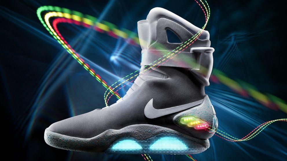 ¿Te suenan? Nike planea lanzarlas en 2015 ('robocordones' incluidos)