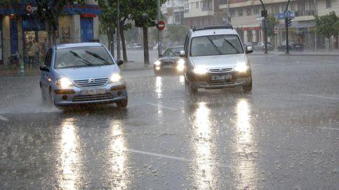 Quince provincias en alerta por tormentas y lluvias: riesgo naranja en Cataluña y Baleares