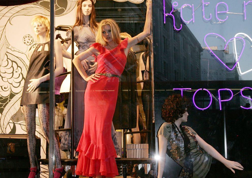 Foto: La supermodelo fue el maniquí de su primera colaboración con la firma, en 2007 (I.C.)