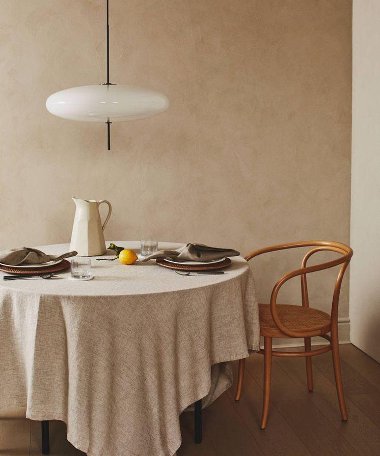 Estas 5 Lamparas De Ceramica De Zara Home Son Ideales Y En Redaccion Han Enamorado