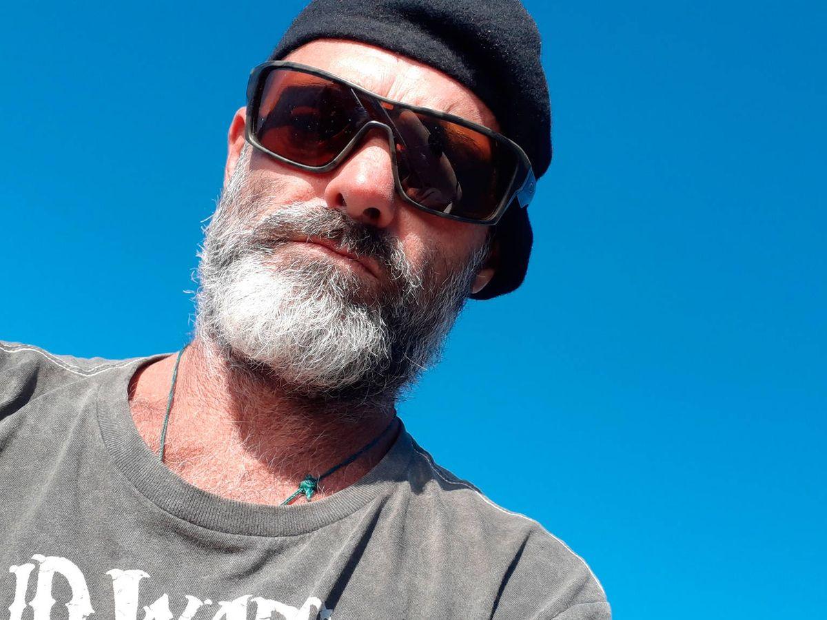 Foto: Juan Manuel Ballestero cruzó el Atlántico en solitario durante 82 días en su velero (Foto: Facebook)