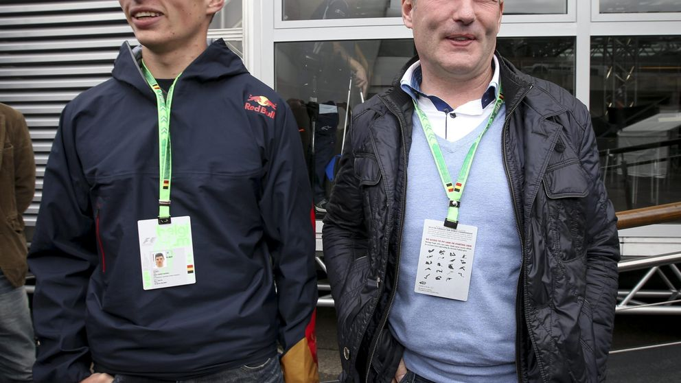 Hasta los Verstappen están hartos de la actual situación de Renault