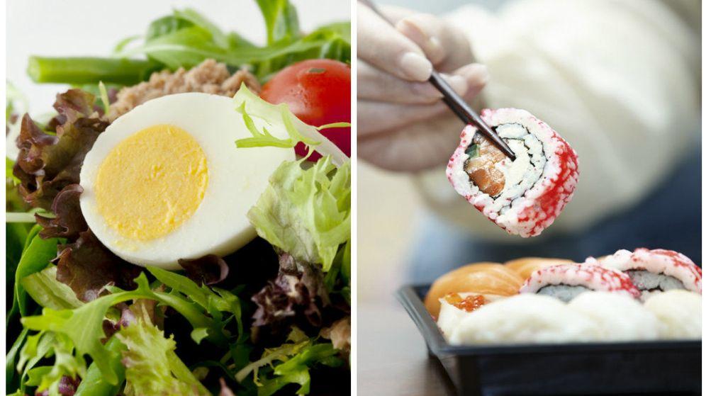 Foto: ¿Sabes cuánto engordan tus comidas? (iStock)