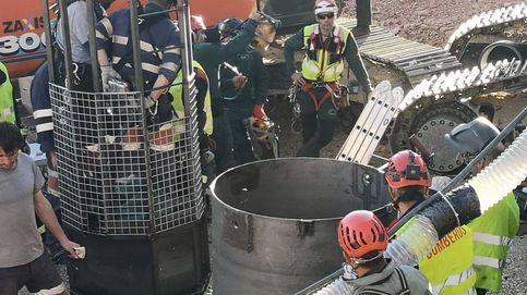 Última hora sobre Julen, el niño en el pozo de Málaga: excavan el primer metro de la galería