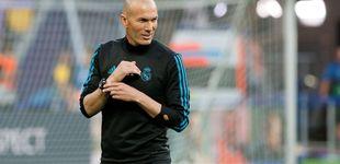 Post de Las tres cosas que envidian otros técnicos de Zidane y por qué no estarían en su pellejo