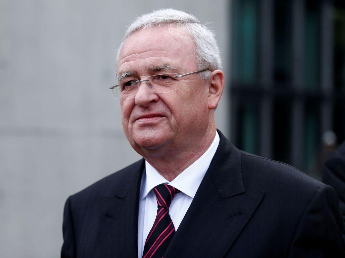 Foto: Martin Winterkorn, expresidente del grupo Volkswagen. (Reuters)
