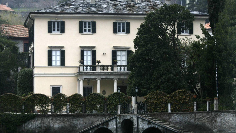 Una imagen de archivo de Villa Oleandra. (Getty)