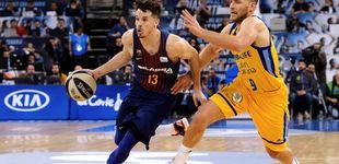 Post de Heurtel, talento bajo sospecha para llevar al Barcelona a la final de Copa del Rey