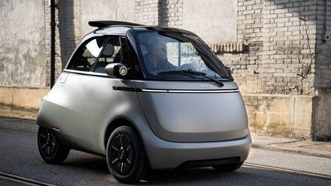 Llega el micro-coche eléctrico para las ciudades del futuro