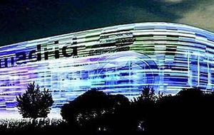 Foto: El nuevo Estadio Santiago Bernabéu
