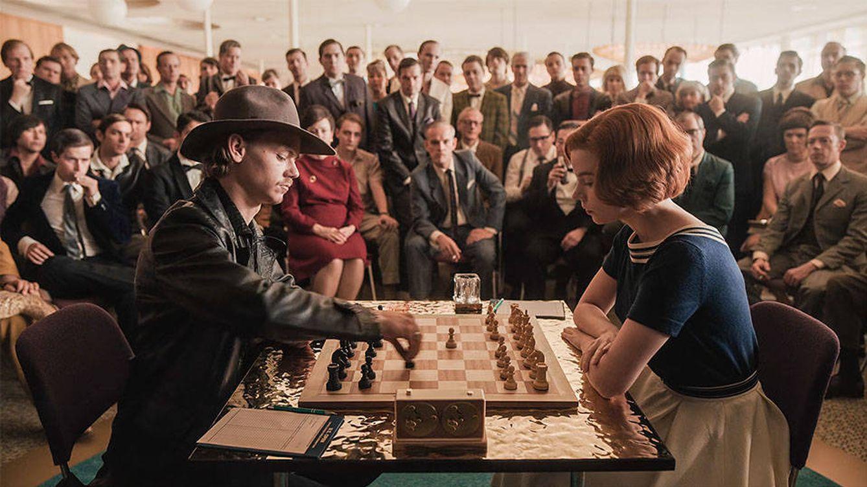 'Gambito de dama' (Netflix), analizada por un Gran Maestro Internacional de ajedrez: Parecen profesionales
