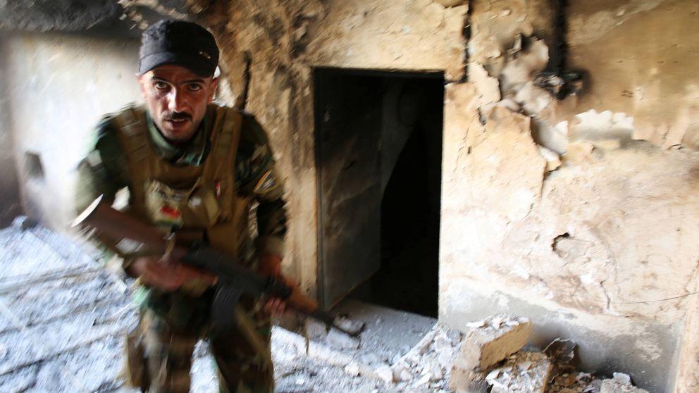 El Estado Islámico está aterrado: más de 120 yihadistas mueren en Irak