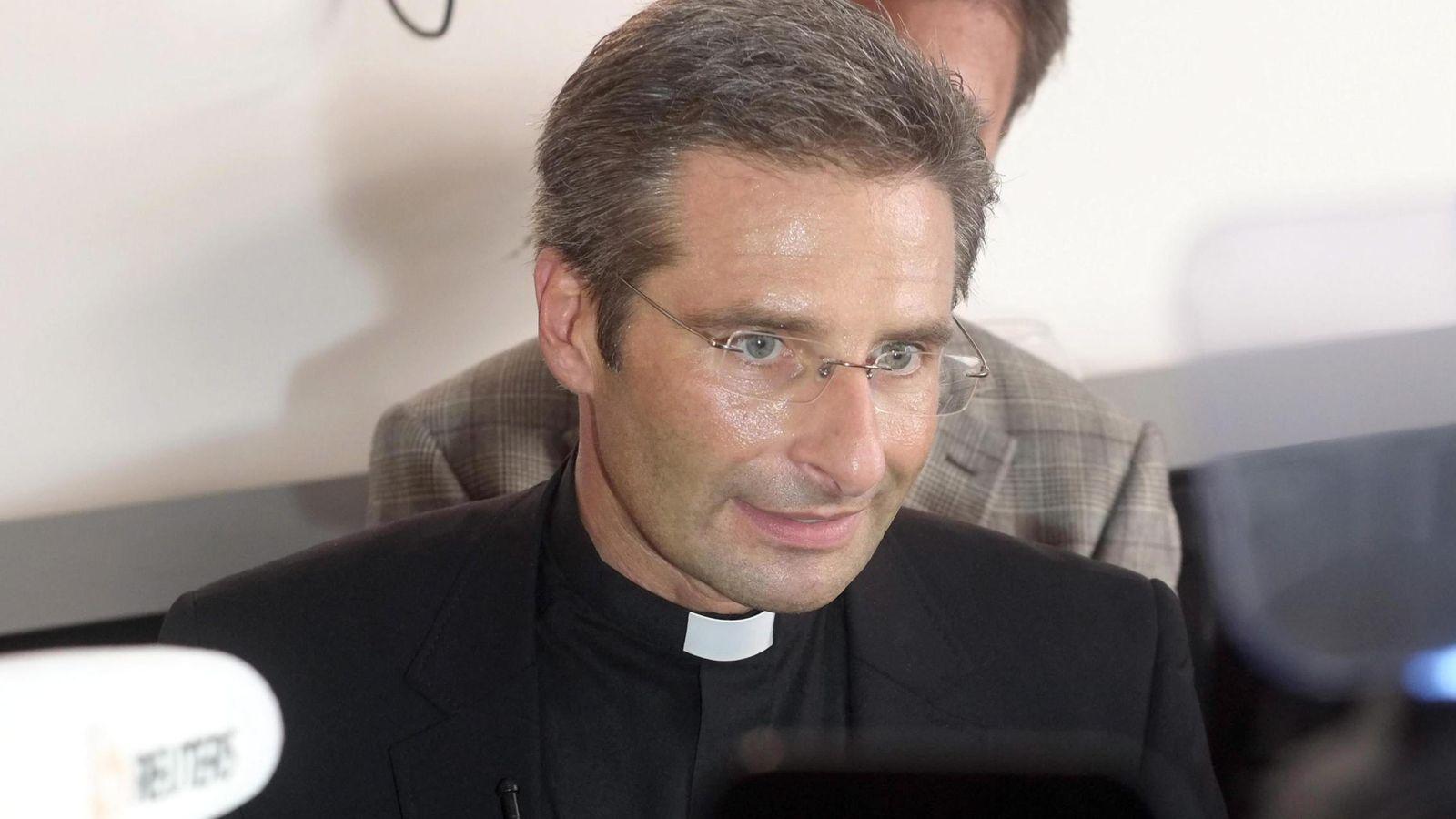 Foto: Krzysztof Charamsa, el sacerdote homosexual expulsado de la Congregación para la Doctrina de la Fe (EFE)