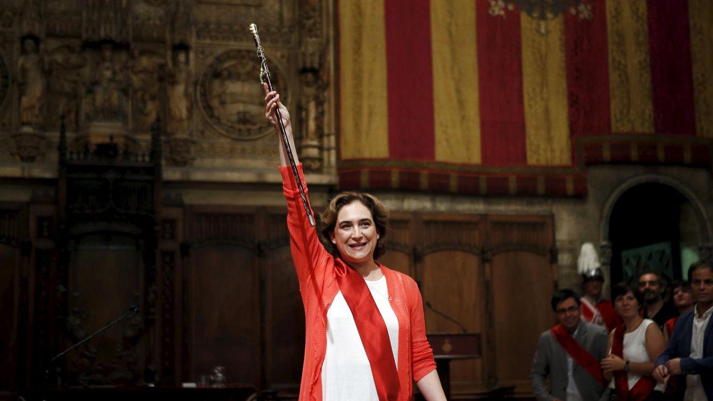 Ada Colau entra en el 'top ten' de las personas más influyentes de Europa