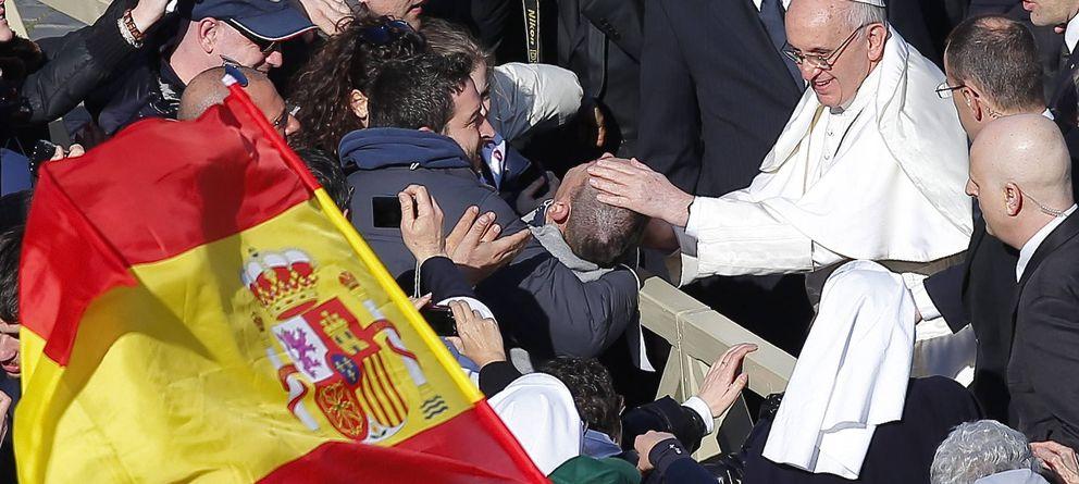 Foto: El Papa Francisco, en marzo de 2013. (Efe)