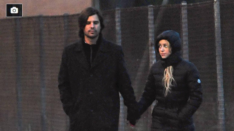En este paseo romántico (con beso incluido) Shakira ya estaba con Piqué (Galería)