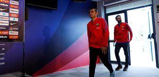 Post de Ante las dudas, siempre se puede contar con Ernesto Valverde