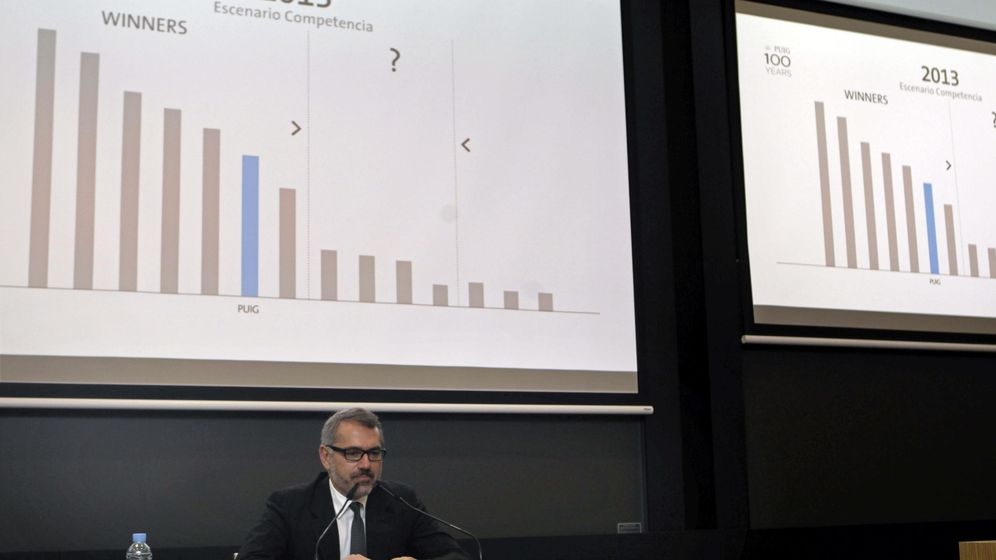 Foto: El presidente de Puig, Marc Puig (Efe)