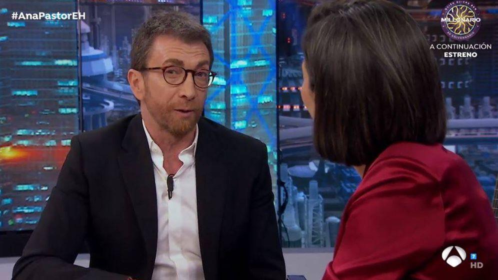Foto: Pablo Motos, presentador de 'El hormiguero'. (Atresmedia Televisión)