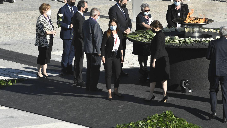 Homenaje civil de Estado a las víctimas de coronavirus. (Limited Pictures)