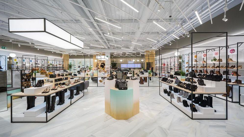 Foto: Interior de una tienda For&From