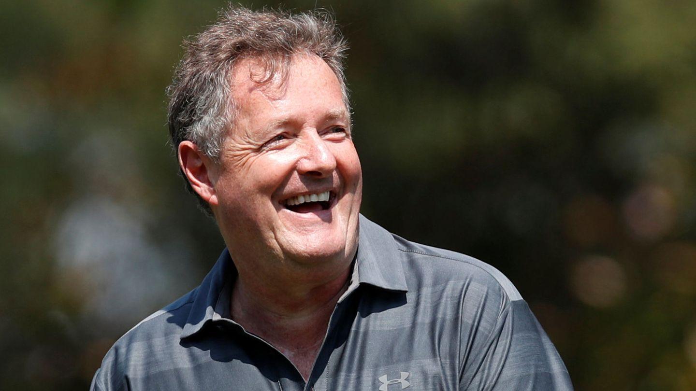 El periodista Piers Morgan, 'azote' mediático de Meghan Markle. (Reuters)