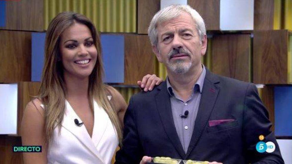 Lara Álvarez y Sobera darán las Campanadas en Mediaset