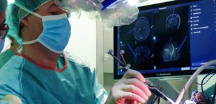 Post de Un GPS ayuda a los cirujanos a localizar tumores cerebrales con precisión