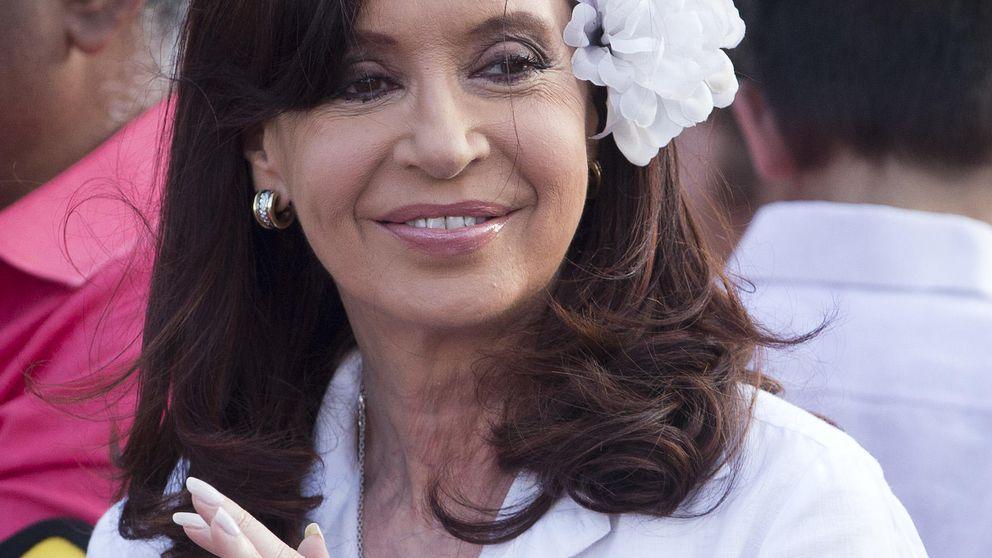 Cristina Fernández de Kirchner, de escapada turística en Granada
