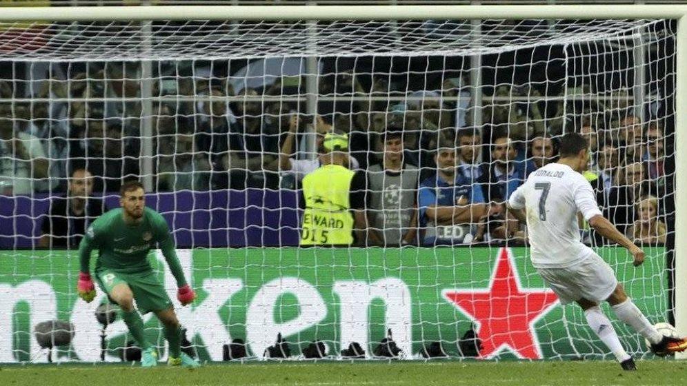 La UEFA reinventa las tandas de penaltis... con dos disparos seguidos por  equipo 9599a15c65349