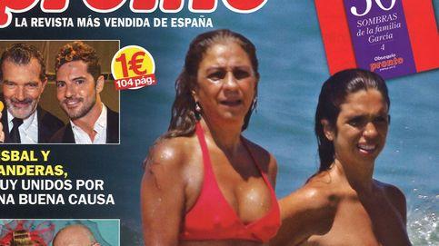 De la 'tripita' de Elena Furiase a la crisis de María Teresa Campos