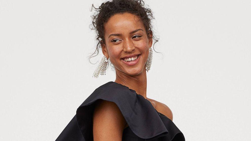 H&M tiene el vestido de fiesta perfecto para las que odian el brillo y el terciopelo