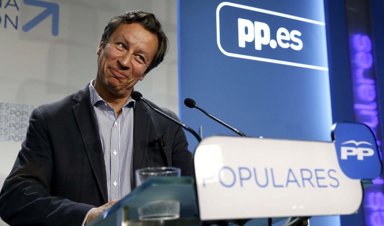 El exvicesecretario de Organización del PP Carlos Floriano. (EFE)