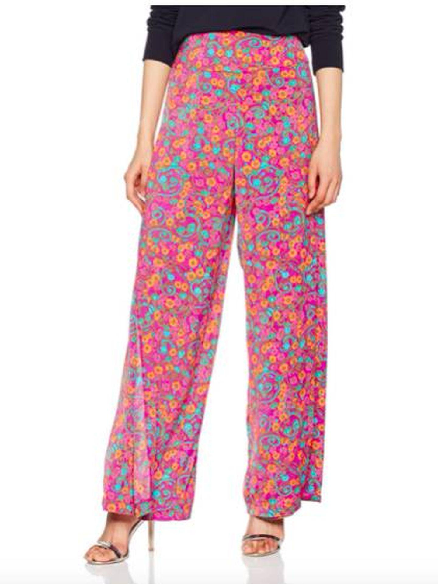 Pantalón de Intropia ideal para el verano. (Cortesía)