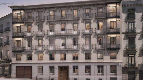 De pisos de lujo a hotel: Platinum pone en venta su último proyecto en Madrid por 30 M