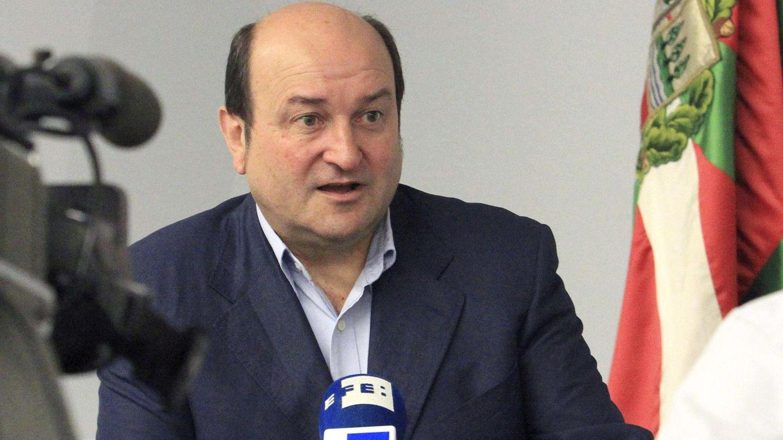 Andoni Ortuzar, en una foto de archivo.