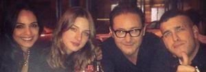 Mario Casas y María Valverde acallan rumores de ruptura cenando juntos en Madrid