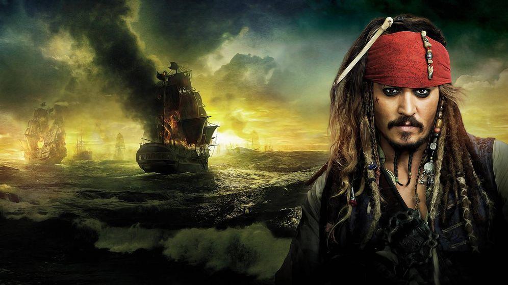 Foto: Imagen promocional de la película 'Piratas del Caribe 5'